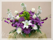 Wedding Centerpiece Flower Arrangement